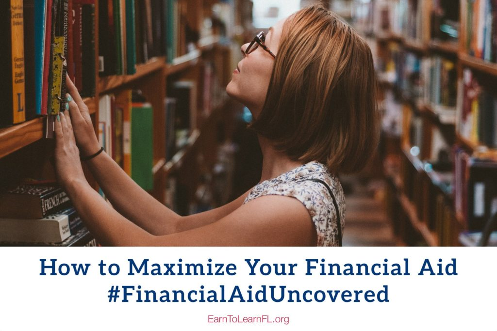 how to maximize your financial aid